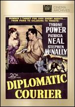 Diplomatic Courier - Henry Hathaway