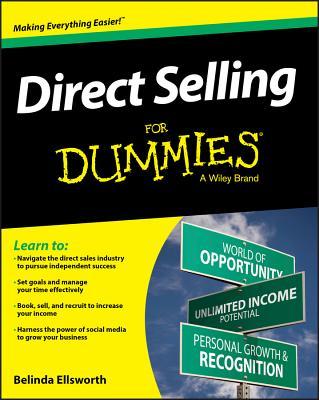 Direct Selling for Dummies - Ellsworth, Belinda