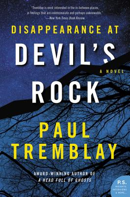Disappearance at Devil's Rock - Tremblay, Paul