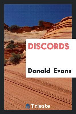 Discords - Evans, Donald