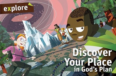 Discover Your Place in God's Plan Student Book - Wesleyan Publishing House (Compiled by)