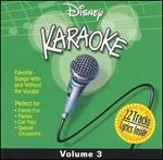 Disney Karaoke, Vol. 3