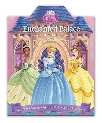 Disney Princess Enchanted Palace - Disney Storybook Artists, and Disney Princess (Adapted by)