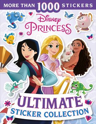 Disney Princess Ultimate Sticker Collection - DK