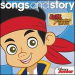 Disney Songs & Story: Jake and the Never Land Pirates - Various Artists