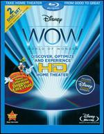 Disney WOW: World of Wonder [2 Discs] [Blu-ray]