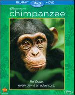 Disneynature Chimpanzee [2 Discs] [Blu-ray/DVD] - Alastair Fothergill; Mark Linfield