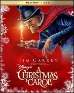 Disney's A Christmas Carol [Blu-ray/DVD] [2 Discs]