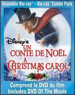 Disney's A Christmas Carol [French] [4 Discs] [Includes Digital Copy] [Blu-ray/DVD]