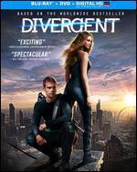 Divergent [2 Discs] [Includes Digital Copy] [UltraViolet] [Blu-ray/DVD]