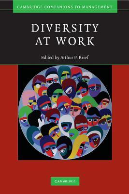 Diversity at Work - Brief, Arthur P, Professor (Editor)