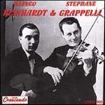Django Reinhardt and Stephane Grappelli
