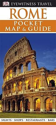 DK Eyewitness Pocket Map and Guide: Rome - DK