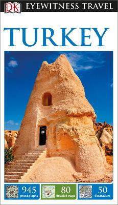 DK Eyewitness Travel Guide: Turkey - DK