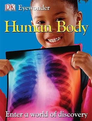 DK Eyewonder: Human Body Paper -