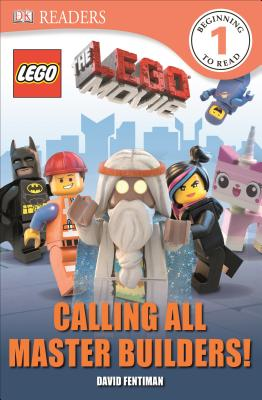 DK Readers L1: The Lego Movie: Calling All Master Builders! - Murray, Helen, (Se