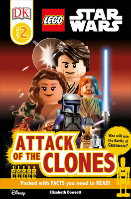 DK Readers L2: Lego Star Wars: Attack of the Clones - Dowsett, Elizabeth
