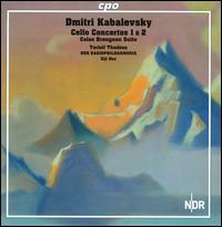 Dmitri Kabalevsky: Cello Concertos 1 & 2; Colas Breugnon Suite - Torleif Thedéen (cello); NDR Radio Philharmonic Orchestra