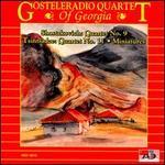 Dmitri Shostakovich: Quartet No. 9; Sulkhan Tsinsadze: Quartet No. 11; Miniatures