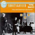 Dmitri Shostakovich: String Quartets Nos. 12,13 and 14