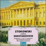 Dmitri Shostakovich: Symphonies Nos. 1, 5 & 7 (Leningrad)