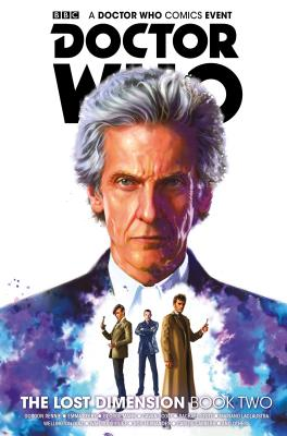 Doctor Who, The Lost Dimension Vol 2 - Scott, Cavan, and Mann, George