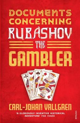Documents Concerning Rubashov the Gambler - Vallgren, Carl-Johan