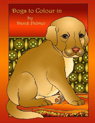 Dogs to Colour in - Palmer, Dandi