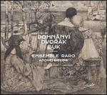 Dohnányi, Dvorák, Suk
