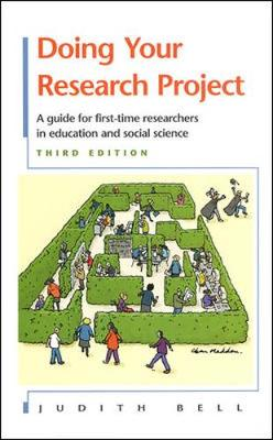Doing Your Research Project - Bell, Judith