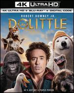 Dolittle [Includes Digital Copy] [4K Ultra HD Blu-ray/Blu-ray]