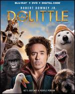 Dolittle [Includes Digital Copy] [Blu-ray/DVD]