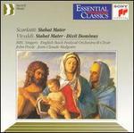 Domenico Scarlatti: Stabat Mater; Vivaldi: Stabat Mater; Dixit Dominus