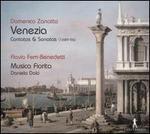 Domenico Zanatta: Venezia - Cantatas & Sonatas (1689-96)
