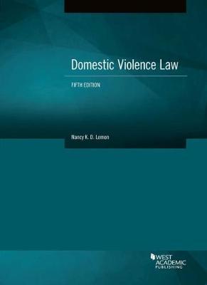 Domestic Violence Law - Lemon, Nancy