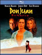 Don Juan DeMarco [Blu-ray] - Jeremy Leven