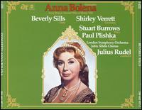 Donizetti: Anna Bolena - Beverly Sills (soprano); Patricia Kern (mezzo-soprano); Paul Plishka (bass); Robert Lloyd (bass); Robert Tear (tenor);...