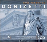 Donizetti: Don Pasquale - Aldo Bertolo (tenor); Alessandro Corbelli (baritone); Enzo Dara (bass); Guido Pasella (bass); Luciana Serra (soprano);...