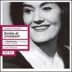 Donizetti: Emilia di Liverpool [Highlights] - April Cantelo (vocals); Denis Dowling (vocals); Hervey Alan (vocals); Joan Sutherland (vocals); William McAlpine (vocals);...