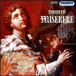 Donizetti: Miserere