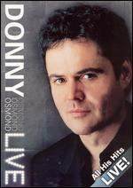 Donny Osmond Live
