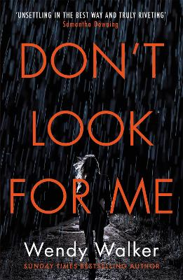 Don't Look For Me - Walker, Wendy