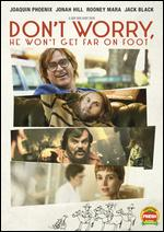 Don't Worry, He Won't Get Far on Foot - Gus Van Sant