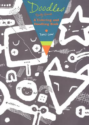 Doodles: A Really Giant Coloring and Doodling Book - Gomi, Taro