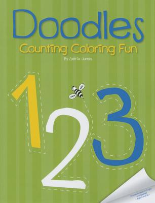 Doodles Counting Coloring Fun - James, Setria, and Hughes, Chelsea (Editor)