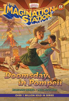 Doomsday in Pompeii - Hering, Marianne