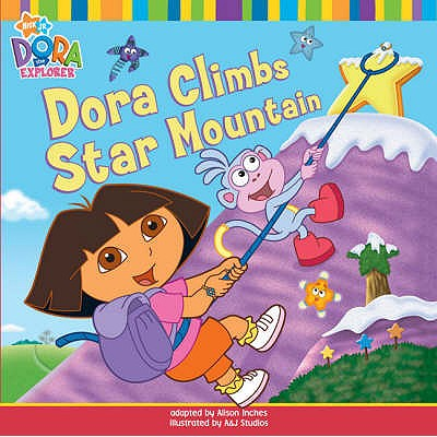 Dora Climbs Star Mountain - Nickelodeon