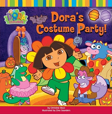 Dora's Costume Party - Nickelodeon