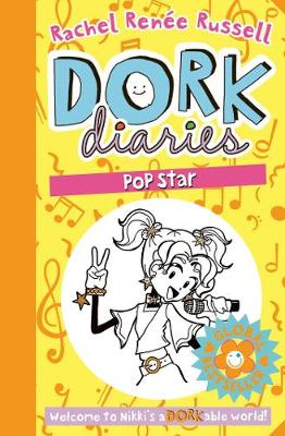 Dork Diaries: Pop Star - Russell, Rachel Renee