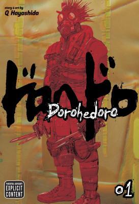 Dorohedoro, Volume 1 - Hayashida, Q